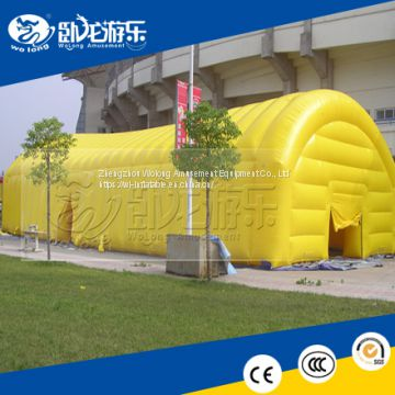 Large camping event tent,inflatable lawn tent,inflatable dome tent for sale