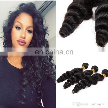 bridal hair accessories loose wave wholesale hair original brazilian human hair