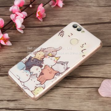 Cartoon phone case,mobile cover,cell phone shell for Huawei enjoy