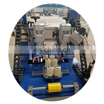KCJ-01-G excellent aluminum profile knurling machine with insertion
