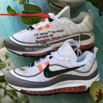 nike MAX98 OFF in white nike shoes for men 2019