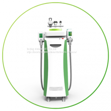 FDA approved 5 handles coolscuplture  vacuum pressure Multifunctional coolsculpting Cryolipolysis fat freezing Slimming weight loss Machine / Equipment ,RF,Vacuum Cavitation for whole body shape,skin tightening with big discount