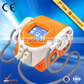 2016 big sale 3000w power ipl hair removal shr machine with CE