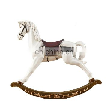 Christmas bobble horse figure gifts for kid