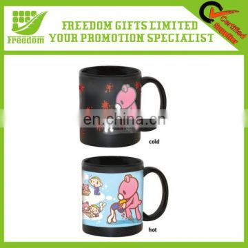 High Quality Heat Sensitive Color Changing Mugs