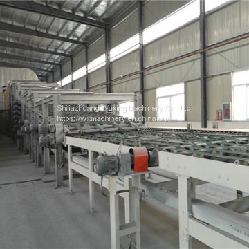Gypsum Board Production Line Equipment Manufacturer