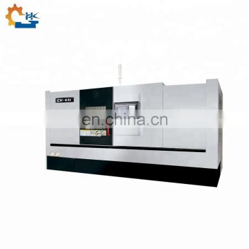 3 aixs slant bed cnc lathe machine with live tooling
