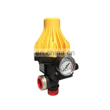 Manufacture lower price Automatic Pressure Switch for Water Pump Controller