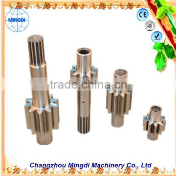 50mm shaft coupling stainless steel Screw Machinery spline shaft coupling / transmission parts spare part drive shaft