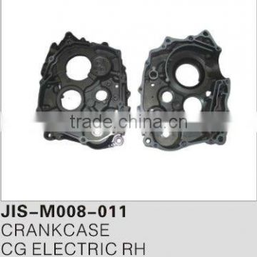 Motorcycle spare parts and accessories motorcycle crankcase for CG ELECTRIC RH