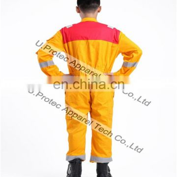 Nomex Reflective safety Coverall