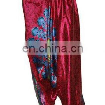 belly dance harem pants sari harem pants