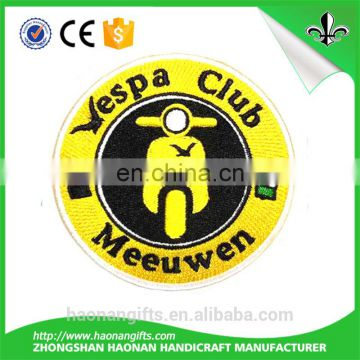 Custom embroidery patch products,custom embroidered brand logo patch