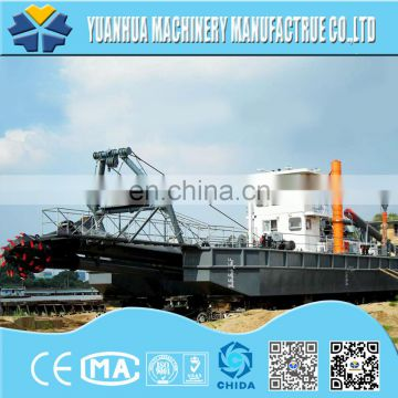 Gold Dredging, new condition gold mining dredger, gold mining ship