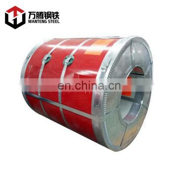 Approved manufacturer ppgi prepainted galvanized steel coil shandong