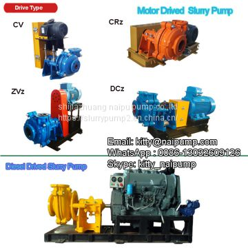 NaiPu® 10x8 inch Fertilizer Injection Pump
