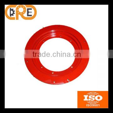 800-90 Type Trailer Use Stainless Steel Material Single Railway 800*800*90mm Trailer Turntable