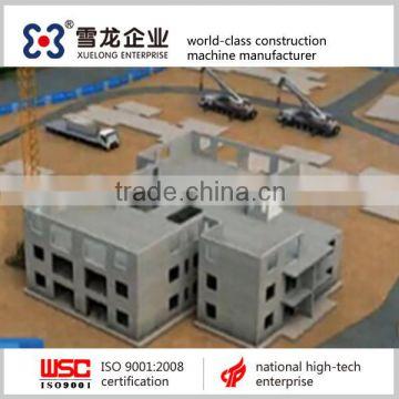 prefabricated / sectional house production line/ precast concrete