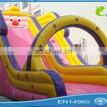 inflatable cartoon slide with arch lovely giant inflatable slide