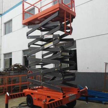 Articulating Lift Portable Ce Certificate Movable Scissor Lift