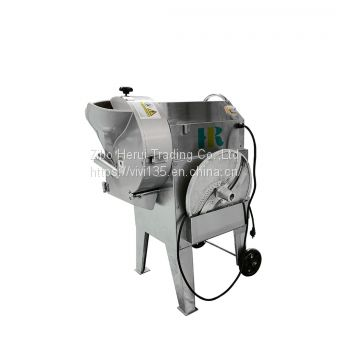 500kg/h vegetable slicer machine for potato