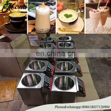 Stainless steel vertical Commercial fructose dispenser machine and syrup dispenser