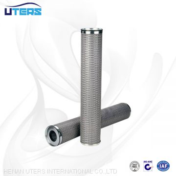 High efficiency UTERS replace of HYDAC    hydraulic oil filter element  0160R100WHC  accept custom