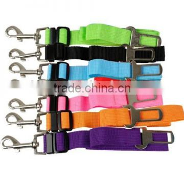 Pet Dog Cat Safety Seatbelt For Car Vehicle Seat Belt Harness Lead Adjustable                                                                         Quality Choice