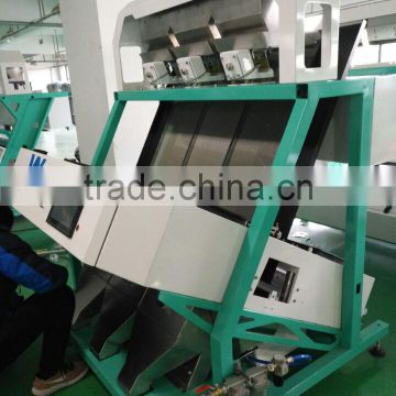 3 chutes Easy to use wolfberry fruit Color Sorting Machine equipment