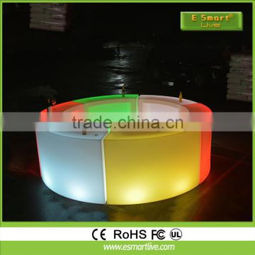 LED bar counter with remote controler/led furniture