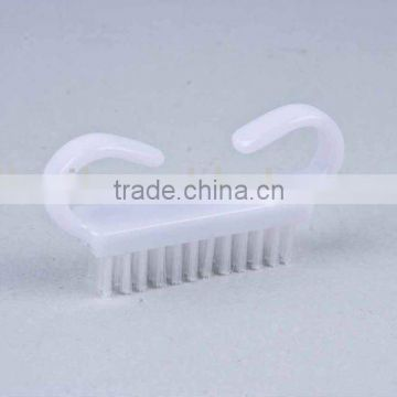 handle mini plastic nail brush & foot brush
