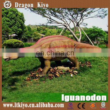 High Quality Animatronic Lguanodon for outdoor playgroud for sale