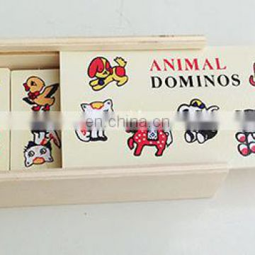New Wooden Kids Domino