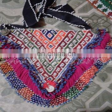 Afghan Beaded Vintage Kuchi Purse (KP-00001)