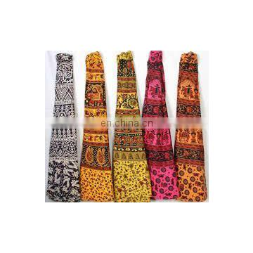 Indian GYPSY Fashion ETHNIC INDIAN COTTON animals PRINT WRAP AROUND SARONG SKIRT Tribal Wrap Around wrap Skirt Dress wholesale