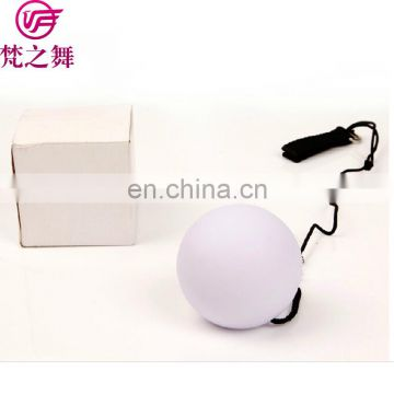 P-9033 Wholesale belly dance led poi ball