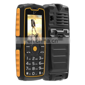 Wholesale Drop Shipping Waterproof Cell Phone,1300mAh GSM Mobile Phone,SOS Phone with FM, 0.3MP Camera Dual SIM 8 Language 32GB