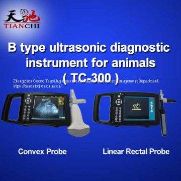 TIANCHI Portable Mobile Veterinary Ultrasound TC-300 Manufacturer in IE
