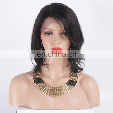 Short human hair wigs bob wig for black women