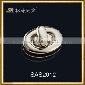 Handmade polishing metal fittings for handbags