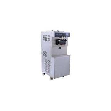 Ice Cream Maker Machine 680*500*680 Stainless Steel Panel