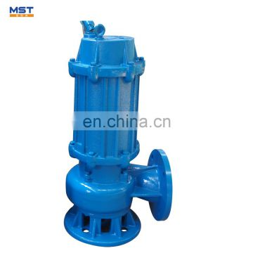 submersible raw water pump price