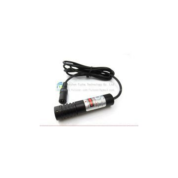 FU650AC200-GD16 16*70mm laser cross line adjust and fixed focus 3V laser x + 200mw, laser verde 200mw