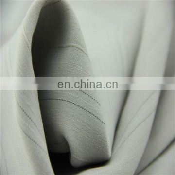 rayon polyester spandex fabric for garments from hangzhou china