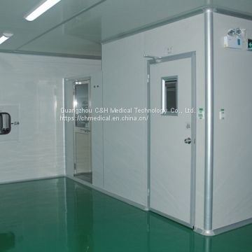 PU / Polyurethane Sandwich Panels for Heat / Cold Insulating Clean Room Walls and Ceilings