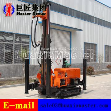 FY200 crawler type pneumatic drilling rig for water well