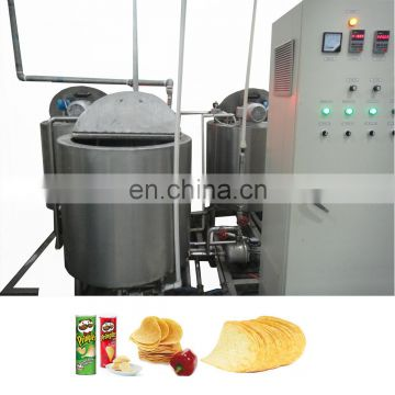 stainless steel automatic potato chips making machines