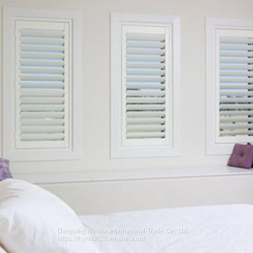 PVC Plantation Shutter And Sun Blinds