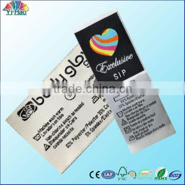 clothing woven care label garment care label products woven label product care label