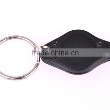 Promotion LED Green Light Key chain Cheap Wholesale Keychain Light